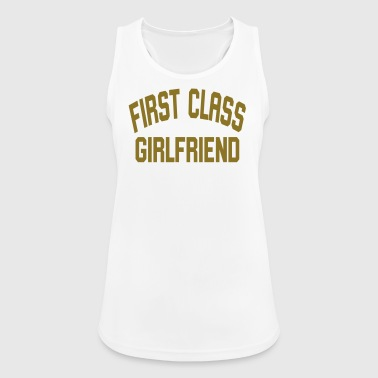 First Girlfriend - Vrouwen tanktop ademend