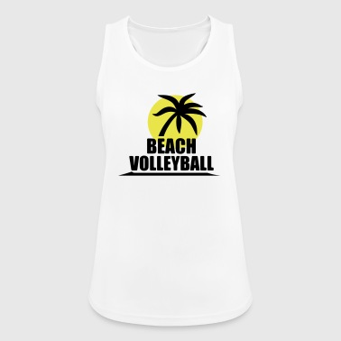 Volleyboll shirt - beachvolleyboll skjortan - Team - Andningsaktiv tanktopp dam