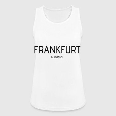 Frankfurt - Women's Breathable Tank Top