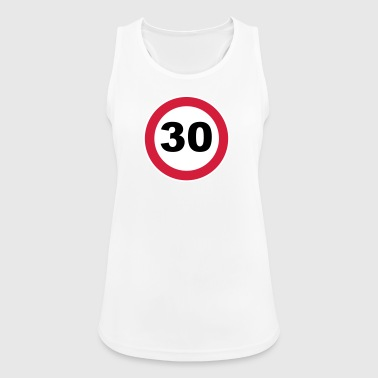 30th birthday - Women's Breathable Tank Top