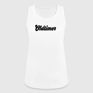 oldtimer - Women's Breathable Tank Top