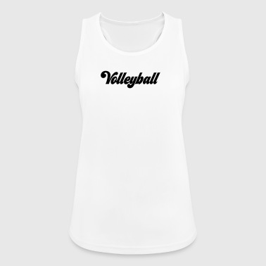 Volleyball - Frauen Tank Top atmungsaktiv