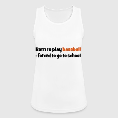 2541614 14539988 Baseball - Women's Breathable Tank Top