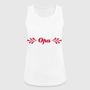 2541614 14734674 grandfather - Women's Breathable Tank Top
