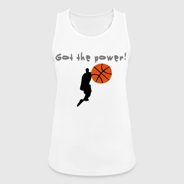 Basketball - Frauen Tank Top atmungsaktiv