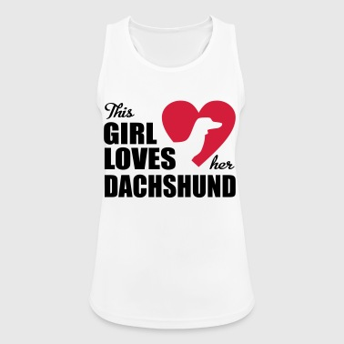 DACHSI - Women's Breathable Tank Top