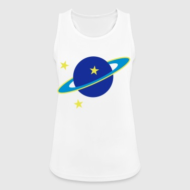 2541614 15466780 saturn - Women's Breathable Tank Top