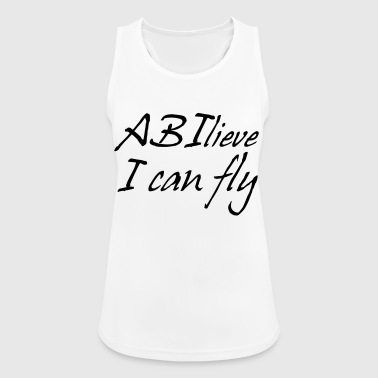 High School - ABIlieve I can fly - Women's Breathable Tank Top