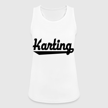 2541614 15461559 karting - Pustende singlet for kvinner