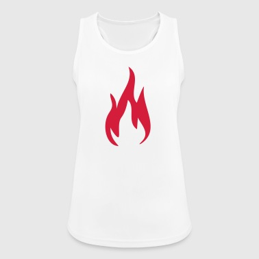 Fire Fire Fire 1c - Women's Breathable Tank Top