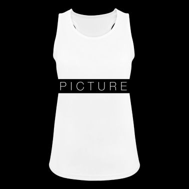 picture - Women's Breathable Tank Top