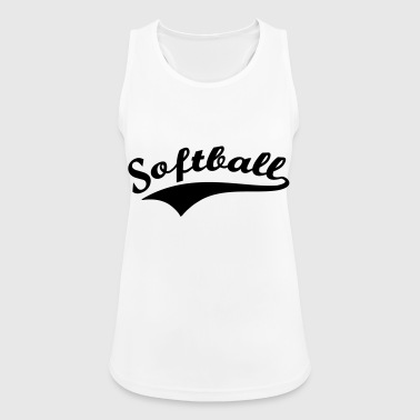 Softball - Frauen Tank Top atmungsaktiv