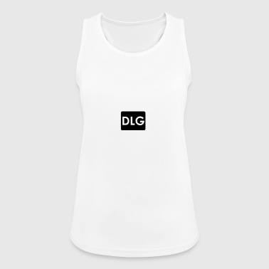 DLG logo - Women's Breathable Tank Top