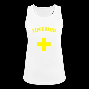 Lifeguard - Women's Breathable Tank Top