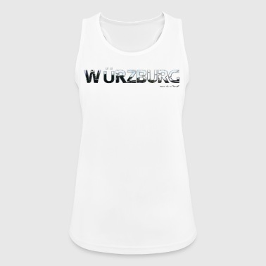 Würzburg my city of favorite region - Women's Breathable Tank Top