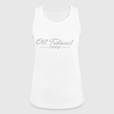 Old fashioned design - Women's Breathable Tank Top