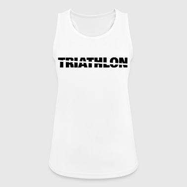 Triathlon - Top da donna traspirante