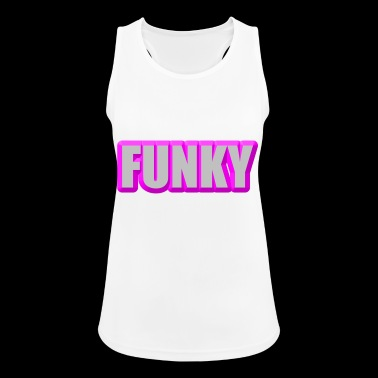 funky - Women's Breathable Tank Top