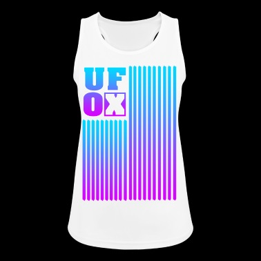 Ultra Fox - Lines - Women's Breathable Tank Top