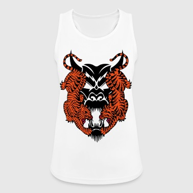 tigers - Women's Breathable Tank Top