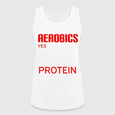 Aerobic aquagym sport women sporty sporty aero - Women's Breathable Tank Top