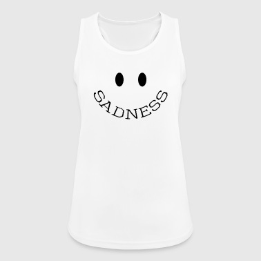 sadness? - Women's Breathable Tank Top