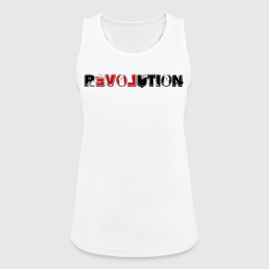 Revolution & Love - Women's Breathable Tank Top