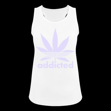Addiction - Women's Breathable Tank Top
