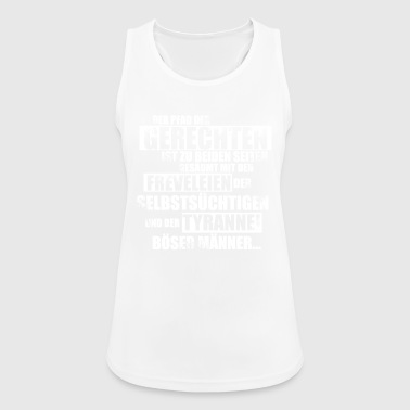 Bible verse - Women's Breathable Tank Top