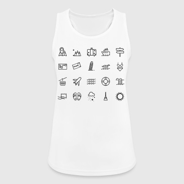 Icons - Women's Breathable Tank Top