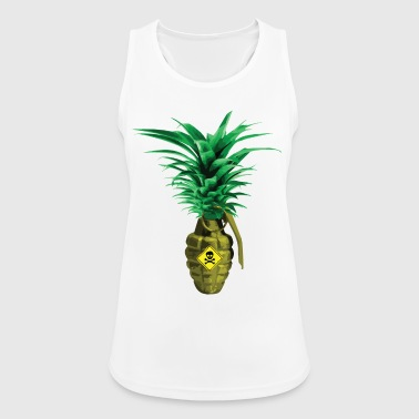 Pineapple Granade - Women's Breathable Tank Top