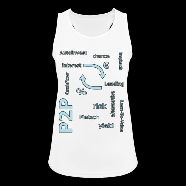 P2P - person to person credit - Women's Breathable Tank Top