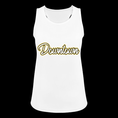 Yellow - Women's Breathable Tank Top