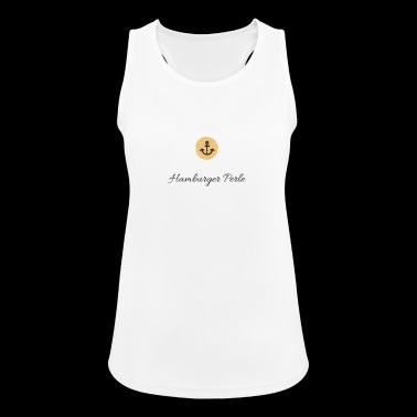 Hamburg pearl - Women's Breathable Tank Top