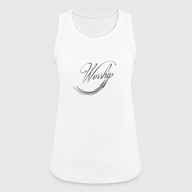 Worship - Women's Breathable Tank Top
