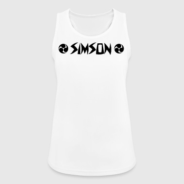 Ronin Simson - Women's Breathable Tank Top