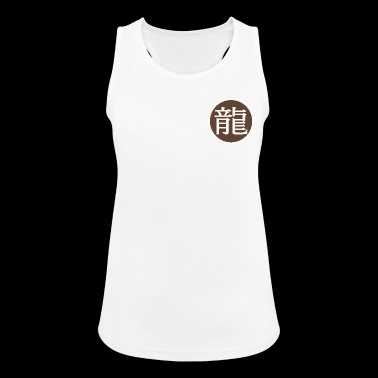 dragon - Women's Breathable Tank Top