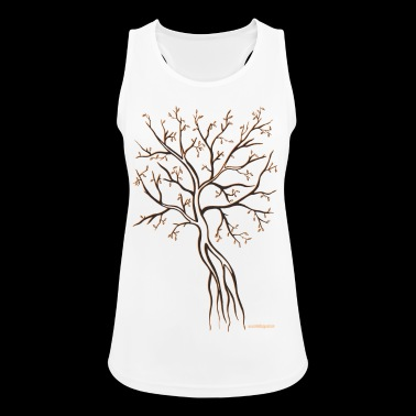 Silhouette - Women's Breathable Tank Top