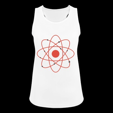 The atom - Women's Breathable Tank Top