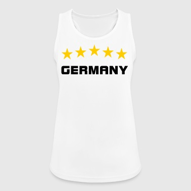 5 Stars Germany - Vintage in a bow - Women's Breathable Tank Top