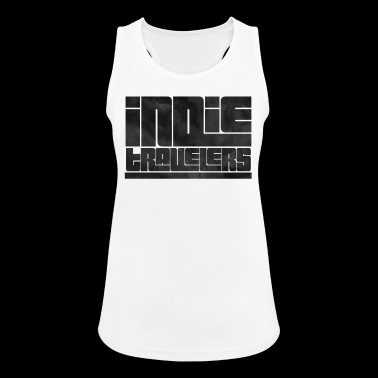 Indie Travelers - Women's Breathable Tank Top