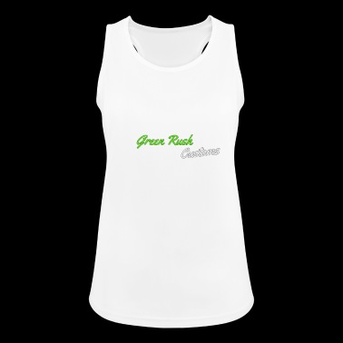Green rush - Women's Breathable Tank Top