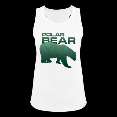 Polar Bear Polar Bear Ursus Polar Polar Bear Gift - Women's Breathable Tank Top