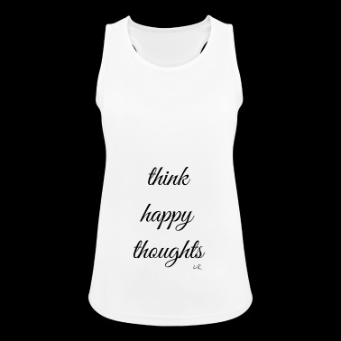 Lettering - Women's Breathable Tank Top