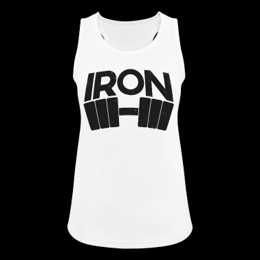Iron - Women's Breathable Tank Top