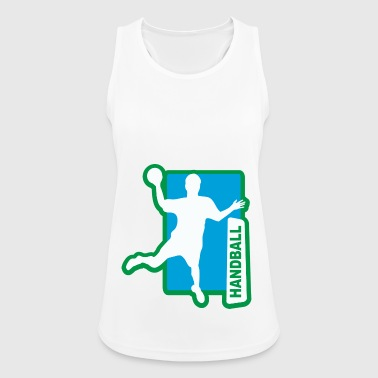 6254398 15795431 handball102 - Women's Breathable Tank Top