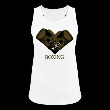 Boxing gloves Boxing - Women's Breathable Tank Top