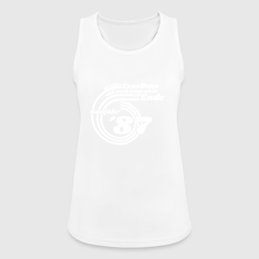 Year of construction 1987 - Women's Breathable Tank Top