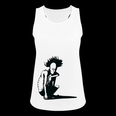 punk - Women's Breathable Tank Top