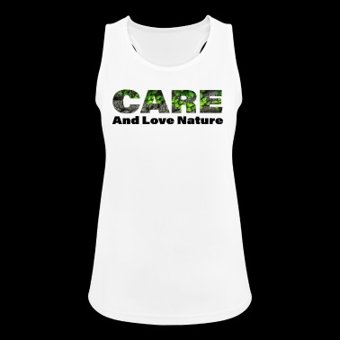 Care - Women's Breathable Tank Top